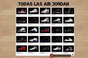 todas las air jordans en zapatillas de baoncesto blog