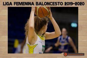 liga femenina baloncesto 2020 temporada blog zapatillas baloncesto