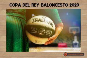 copa del rey baloncesto 2020 imagen oficial del balón